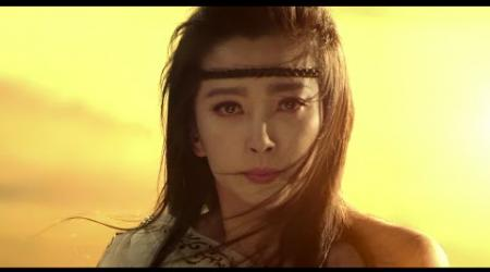 Embedded thumbnail for Li Bingbing - Hunted