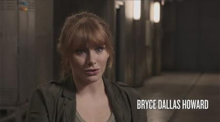 Embedded thumbnail for Behind the Scenes video: Bryce Dallas Howard and WildAid